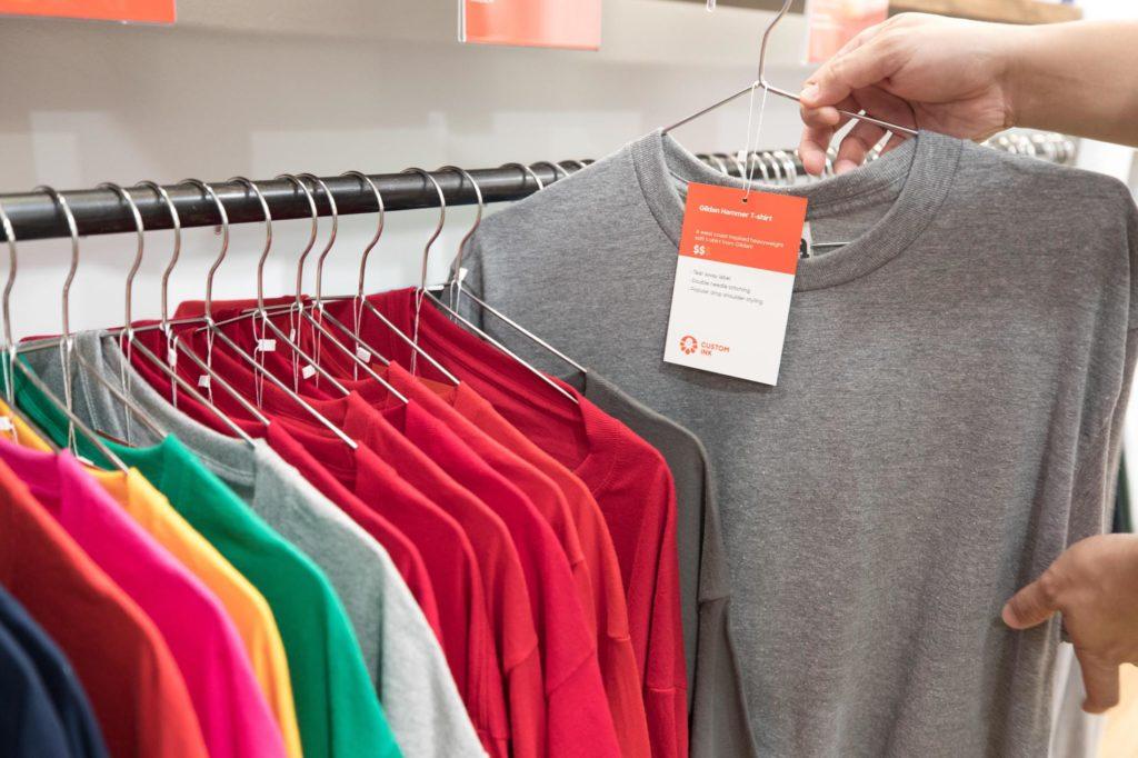 Polyester Blend T-shirts