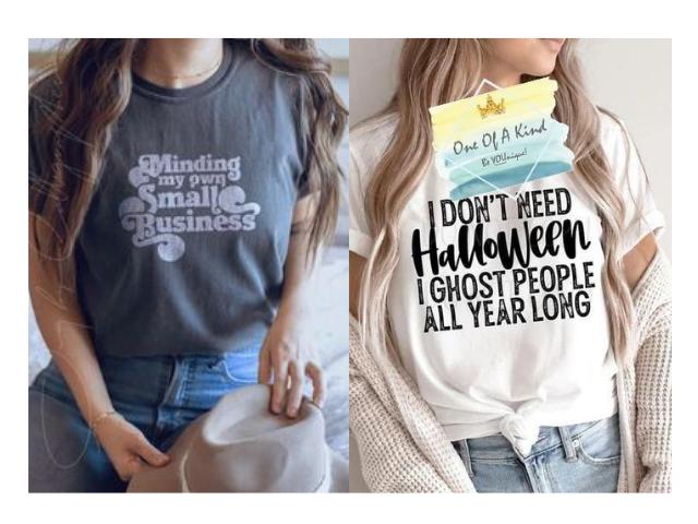 T-shirt hacks